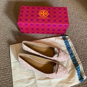 Tory Burch Marion quilted ballet /flat